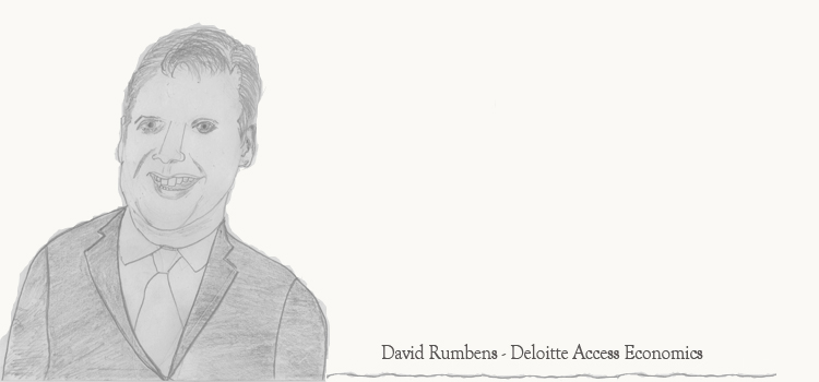 David Rumbens Deloittes report on the future of work